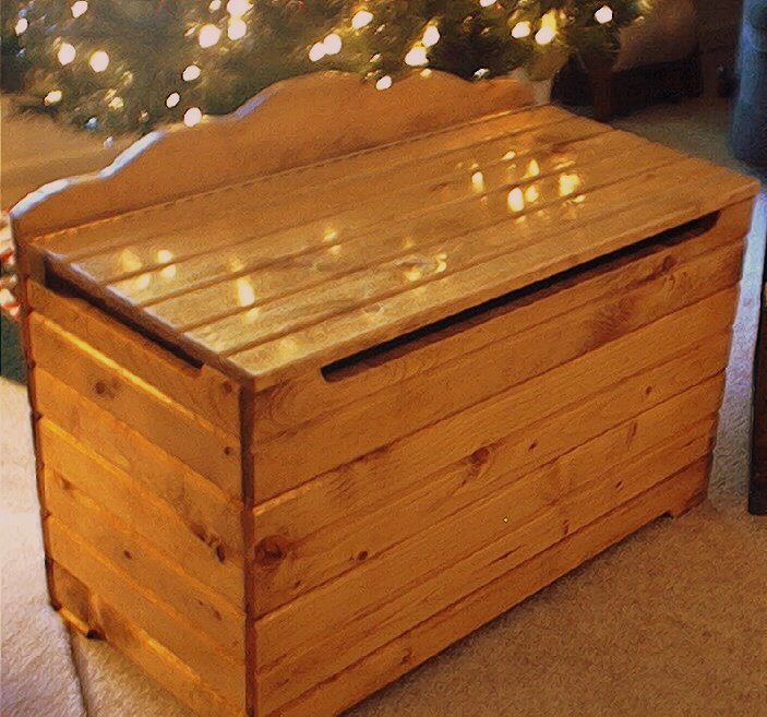 Wood plans a toy chest pdf